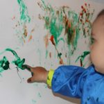 4 REASONS TO LET YOUR KIDS GET MESSY
