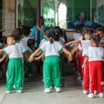 Transition from Preschool to Elementary school