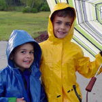 Parenting tips – preparations for sending kids to school on a rainy day