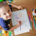 Why scribbling for toddlers?