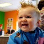 Your baby's First Hair Cut – Before