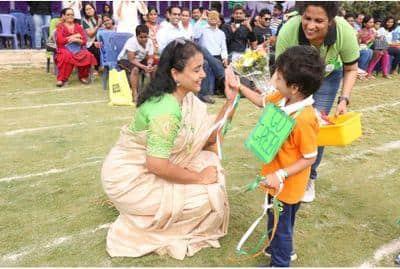 Rashmi S, M/o Arya (4.4yrs) & Arjun (3.5yrs)