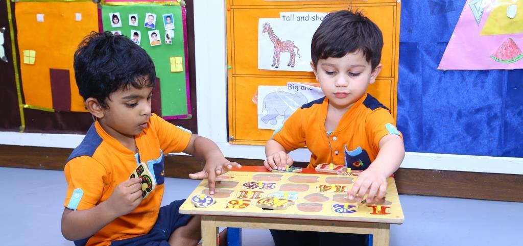 Firstcry Intellitots Preschool, Children, Kids, India, Hyderabad, Bangalore