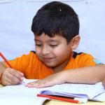 Nurturing your preschooler's creative writing skills.