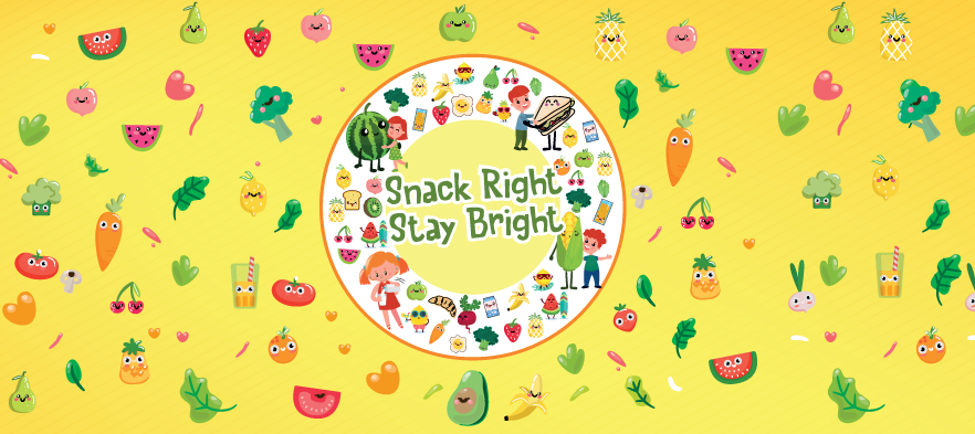 21 days Program, Snack Right Sty Bright,Firstcry Intellitots Preschool