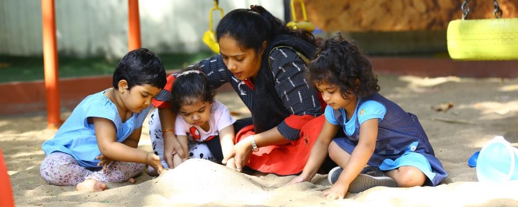 Children Play Way Method,Firstcry Intellitots Preschool, Preschool, Preschool