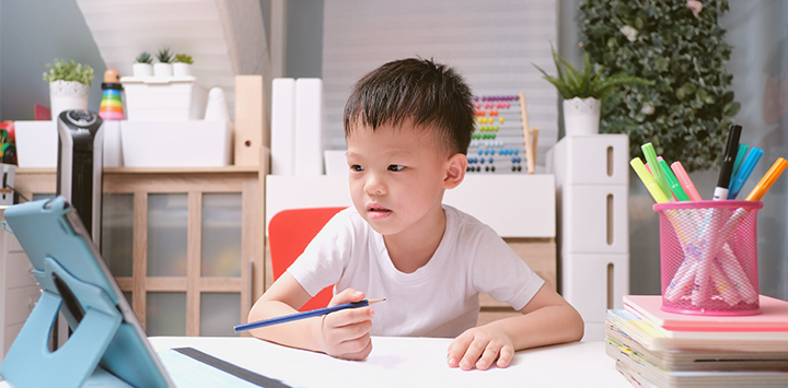 Setting Up Your Child's 'Classroom' at Home – 10 Things to Keep in Mind